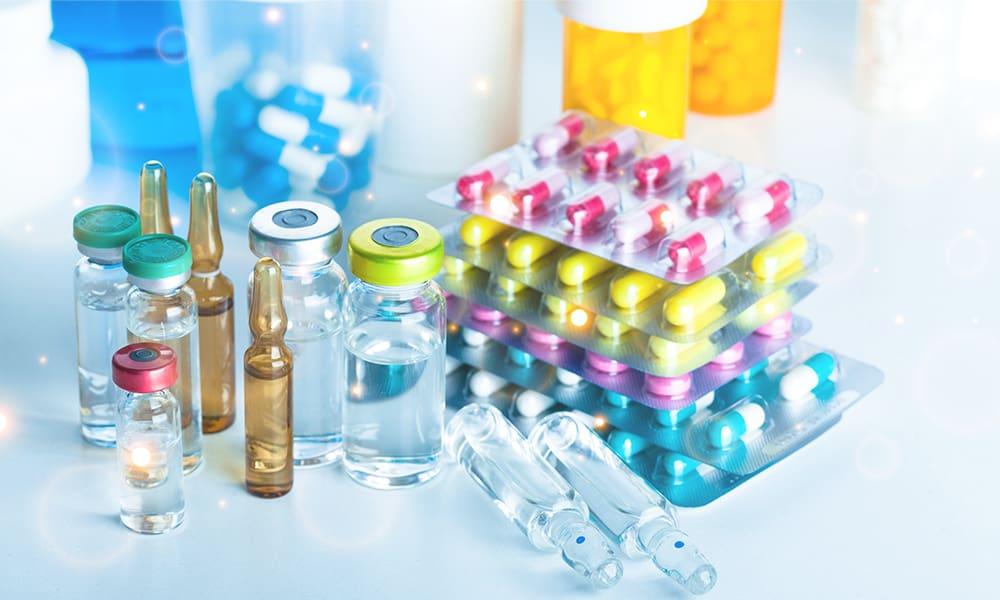 Range of medication